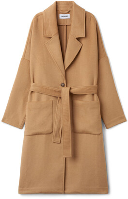 Weekday Gry Coat - Beige