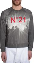 N°21 Crew-neck Sweatshirt