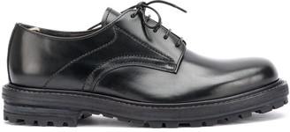 Officine Creative ridged sole Derby shoes