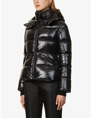 Mackage Madalyn quilted shell-down coat