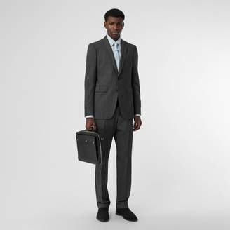 Burberry English Fit Puppytooth Check Wool Suit