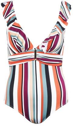 Biba Taylor Frill Swimsuit