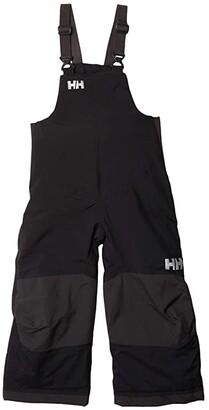 Helly Hansen Kids Rider 2 Insulator Bib (Toddler/Little Kids/Big Kids) (Black) Kid's Casual Pants