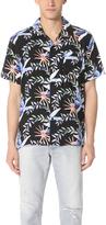 Stussy Floral Short Sleeve Shirt