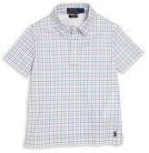 Ralph Lauren Toddler's & Little Boy's Featherweight Mesh Shirt