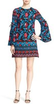 Tanya Taylor Women's 'Irene' Embroidered Shift Dress