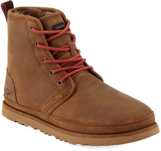 UGG Men's Harkley Waterproof Leather Boots