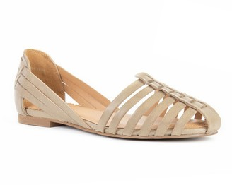 Crevo Sidney Huarache Leather Sandal