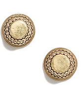 Madewell Etchstamp Studs