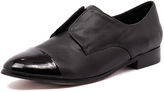 I Love Billy Finnis Black Patent/Black Smooth
