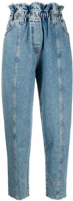 Philosophy di Lorenzo Serafini High-Rise Tapered Jeans