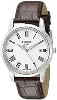 Tissot Men Analogue Watch with white Dial Analogue