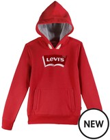 Levi's Boys Hooded Logo Sweater