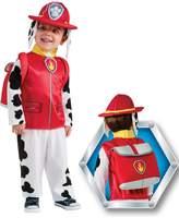 Paw Patrol Marshall - Child's Costume