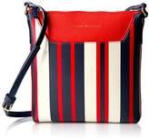 Tommy Hilfiger Th Adamaria Painted Stripes Crossbody