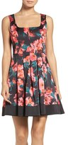 French Connection Women's Allegro Fit & Flare Dress