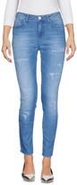 Manila Grace Denim pants - Item 42632035