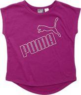 Puma Tilt Logo T-Shirt (2T-4T)