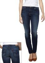 Levi's midrise skinny jeans
