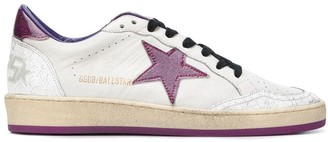 Golden Goose Ball Star distressed sneakers