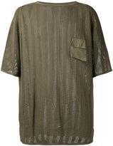 MHI Cote T-shirt - men - Cotton - L
