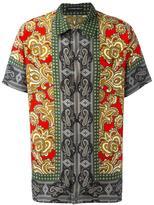 Alexander McQueen paisley print shirt - men - Viscose - 15