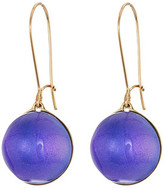 Alexis Bittar Dangling Sphere Kidney Wire Earrings