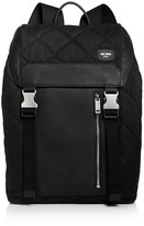 Jack Spade Quilted Army Backpack