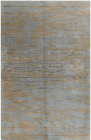 Bashian Brothers Bashian Gramercy Landscape Slate 5'6'' x 8'6'' Area Rug