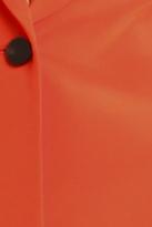 3.1 Phillip Lim Cropped Back Blazer in Poppy