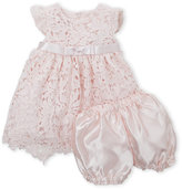 princess faith (Infant Girls) Petal Lace Dress