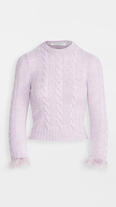 Philosophy di Lorenzo Serafini Rib-Knit Sweater