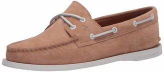 Sperry Women's A/O 2-Eye Shag Nubuck Shoe