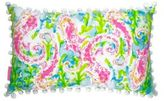 Lilly Pulitzer Seahorse Medium Pillow