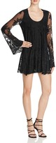 Show Me Your Mumu Fannie Flowing Lace Dress