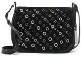 Vince Camuto Chip – Grommet-embellished Crossbody Bag