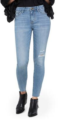 Sam Edelman The Kitten Crop Skinny Jeans