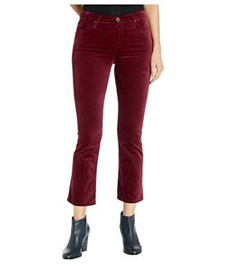 AG Adriano Goldschmied Women's High-Rise Slim Flare
