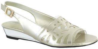 Easy Street Shoes Celebrate Slingback Sandals Women Shoes