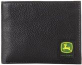 John Deere Men's Passcase Wallet