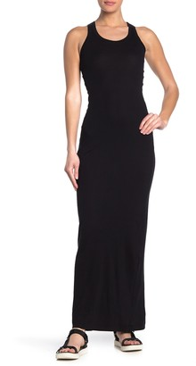 Splendid Scoop Neck Maxi Dress