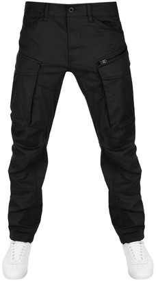 G Star Raw Rovic 3D Tapered Chinos Dark Grey