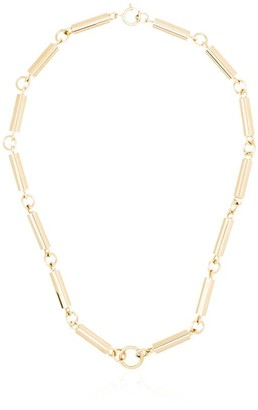 Foundrae 18kt Yellow Gold Chain Link Necklace