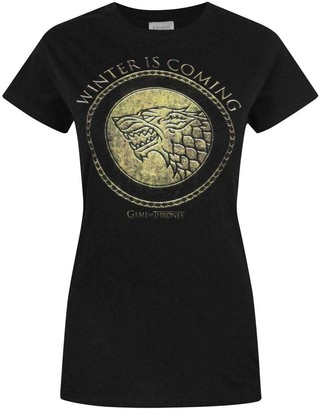 Game of Thrones Gold Shield Women's T-Shirt
