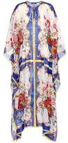 Dolce & Gabbana Cotton and silk-blend kaftan