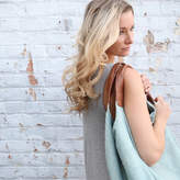 Aura Que Large Cotton Beach Bag