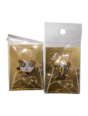 Takashi Murakami Multicolour Metal Pins & brooches