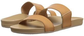 Reef Cushion Vista (Champagne) Women's Sandals