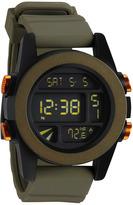 Nixon 'The Anodaze Unit' Digital Watch, 49mm