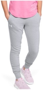 Under Armour Girls' Rival Joggers